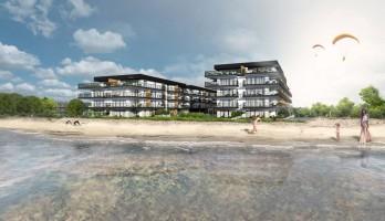 zdjęcie z budowy Gardenia Seaside