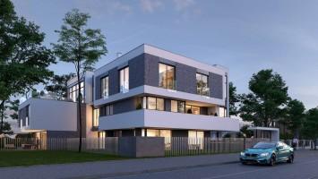 zdjęcie z budowy Ostra Residence