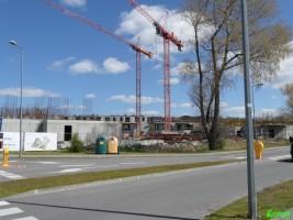 zdjęcie z budowy Bel Mare