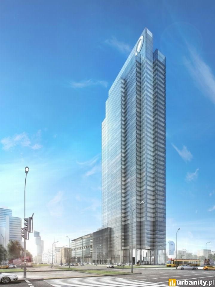Odrzucone projekty Spinnaker Office Tower