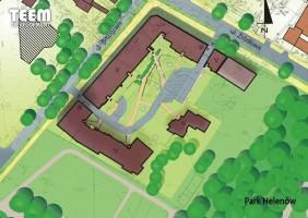 wizualizacje Helenów Park
