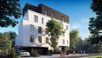 zdjęcie z budowy Apartamenty Łomiańska 3
