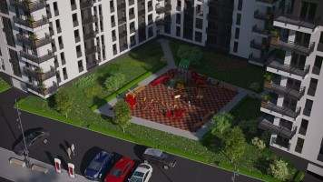 zdjęcie z budowy Belzacka City Park
