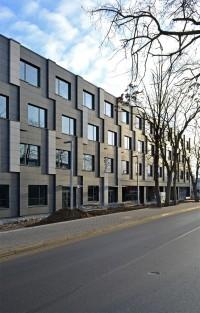 zdjęcie z budowy Biurowiec M5
