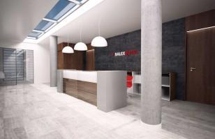 zdjęcie Budynek biurowy Balex Metal