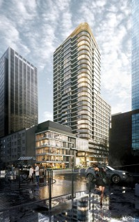 zdjęcie z budowy Royal Tulip Warsaw Apartments