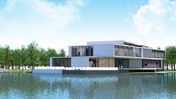 zdjęcie z budowy Kompleks hotelowo-konferencyjny Kronospan