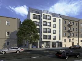 wizualizacje Apartamenty Wilda