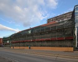 zdjęcie z przebudowy Księcia Witolda 46