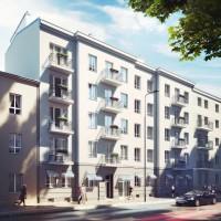 zdjęcie z przebudowy Skaryszewska 11