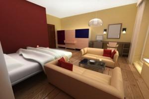 aranżacja mieszkań