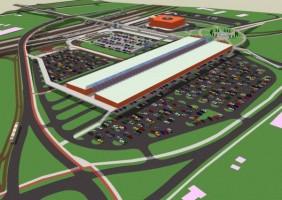 wizualizacje Nowy Dworzec Główny