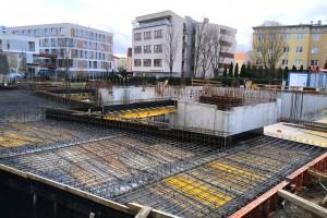 zdjęcie z budowy Rezydencja Winiary