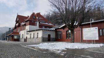 zdjęcie Dworzec Szklarska Poręba Górna