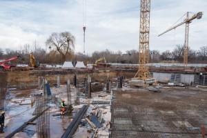 zdjęcie z budowy Kameralna Klecina