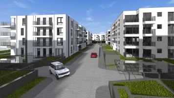 zdjęcie z budowy Osiedle Klimontowska BIS - po sąsiedzku