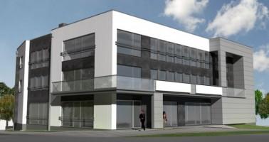 zdjęcie Budynek Biurowo-Usługowy