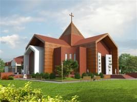 zdjęcie Kościół parafii Najświętszej Maryi Panny Bolesnej