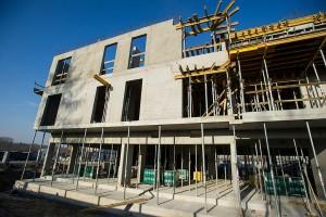 zdjęcie z budowy Cristal Park Residence