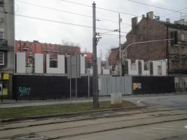 zdjęcie z przebudowy Targowa 17