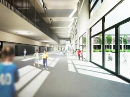 zdjęcie Szkoła Podstawowa i przedszkole na Stabłowicach