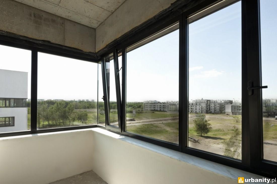 uchylne okna