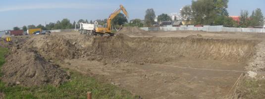 rozpoczęcie budowy