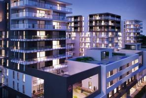 zdjęcie z budowy Apartamenty Drewnowska 43