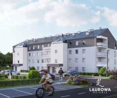 zdjęcie z budowy Osiedle Laurowa
