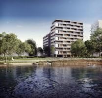 zdjęcie z budowy Apartamenty Balaton