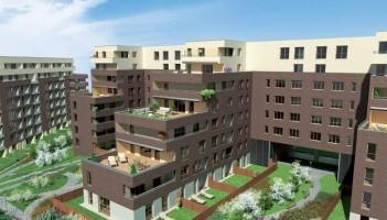 wizualizacje Apartamenty Moderna