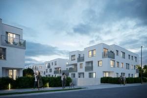 zdjęcie z budowy Ursus Residence