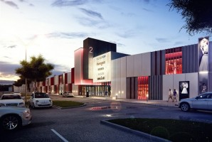 wizualizacje Regionalne Centrum Handlowe S7
