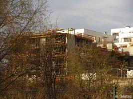 zdjęcie z budowy Panoramika III/IV/V