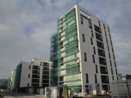 zdjęcie z budowy Holm House