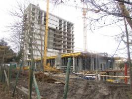 zdjęcie z przebudowy Olimp IV