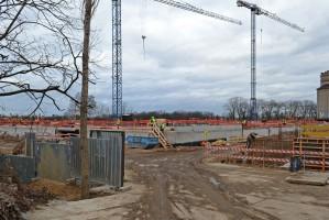 zdjęcie z budowy Zebra