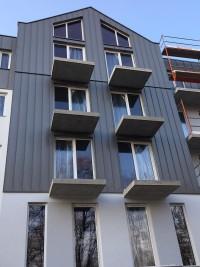 zdjęcie z budowy Nadolnik Compact Apartments