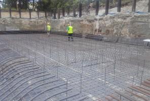 zdjęcie z budowy Atal Baltica Towers