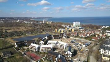 zdjęcie z budowy Botanica Jelitkowo II