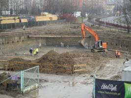 zdjęcie z budowy Hotel Ibis Styles