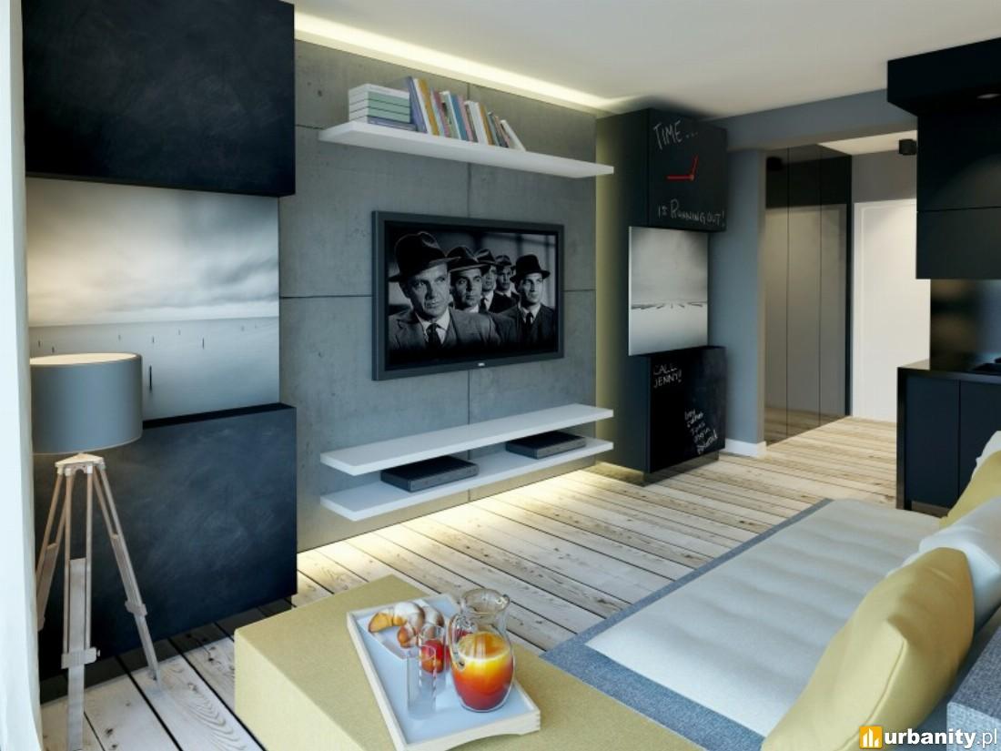 Przykładowe Mieszkanie 34 m