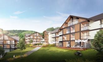 zdjęcie z budowy Hotel Tremonti Ski & Bike Resort