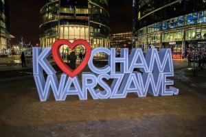zdjęcie Warsaw Spire