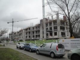zdjęcie z budowy Rezydencja Stanisława Augusta