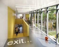 wizualizacje Liceum Ogólnokształcące nr CLXIII w Wesołej