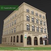 zdjęcie z przebudowy Hotel Traffic Wrocław