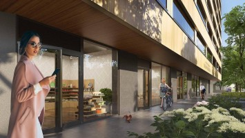 zdjęcie z budowy Apartamenty Dolny Mokotów