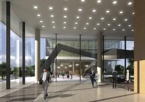 wizualizacje Balmoral Business Centre