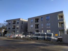 zdjęcie z budowy Rezydencja NO. 13